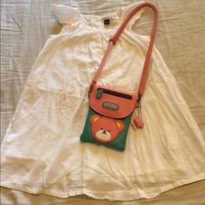 Baby Gap white dress